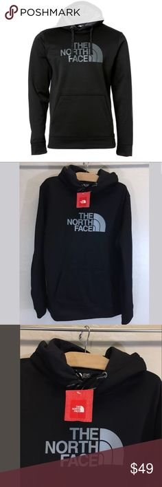 The North Face Mens Blk Hoodie Pullover Surgent L See all photos. Authentic, bought from The North Face The North Face Jackets & Coats Lightweight & Shirt Jackets