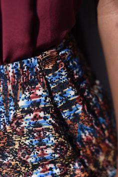 CRUBA FLOC SKIRT Textile Patterns, Textiles, Berlin, Sequin Skirt, Sequins, Skirts, Inspiration, Shopping, Skirt