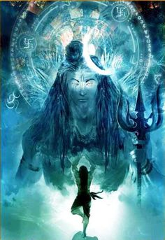 I love seeing how artists interpret Shiva! Fascinating stuff :)