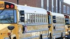 How safe are school buses? Safer than you think if people would teach their kids to listen and sit down on the bus