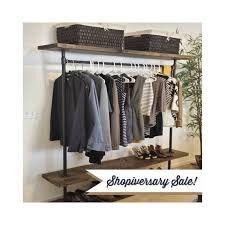 Výsledok vyhľadávania obrázkov pre dopyt iron pipe clothes rack