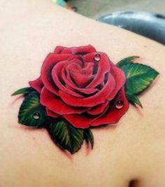 92 Mejores Imágenes De Tatuajes De Rosas En 2019 Floral Tattoos