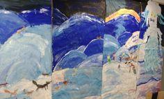 satu Sampo Lappalaisesta Painting, Art, Art Background, Painting Art, Kunst, Paintings, Performing Arts, Painted Canvas, Drawings