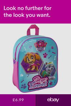 Kids' Clothing, Shoes & Accs ♥ Paw Patrol Rucksack Tasche Kinder Disney Kindergarten ♥ Boys' Accessories