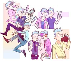 🌈Yaoi🌈 - and Morty - Wattpad Rick And Morty Comic, Rick I Morty, Character Concept, Character Art, Character Design, Concept Art, Gumball, Rick And Morty Characters, Ricky And Morty