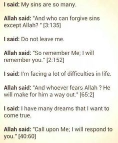 Find images and videos about islam and allah on We Heart It - the app to get lost in what you love. Allah Quotes, Muslim Quotes, Religious Quotes, Prophet Quotes, Hadith Quotes, Love In Islam, Allah Love, Islam Hadith, Islam Quran