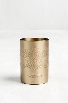 Brass Pencil Cup