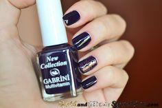 Gabrini Multivitamin N18 #bloggers #bbloggers #fbloggers #notd Nails Inspiration, My Nails, Swatch, Nail Designs, Hair Beauty, Nail Polish, Skin Care, Makeup, Make Up