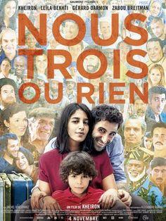 Nous Trois ou Rien | Super film alliant émotions et humour...  On a toujours le choix de décider: de ces convictions et actions dans la vie !!!