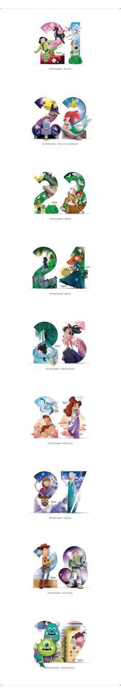 November Art - Serie...