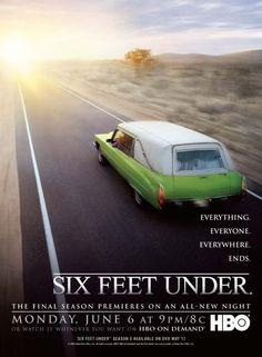 Six Feet Under (2001) Poster