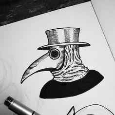 Fresh WTFDotworkTattoo Find Fresh from the Web plague doctors are super awesome owenzor WTFDotWorkTattoo