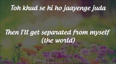 """""""Tum Hi Ho"""" Lyrics & English Translation- """"Aashiqui 2"""" (2013) #tumhiho #aashiqui2"""