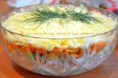 Салат с копченой курицей / Удивительная еда!