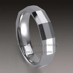 fashion New Formula Tungsten Ring wholesale