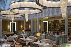 The Lanesborough, a St. Regis Hotel, London. Hotel overlooking Hyde Park came to taste not only Madonna, but Jim Carrey, Leonardo DiCaprio, Kani West, and many other stars also.