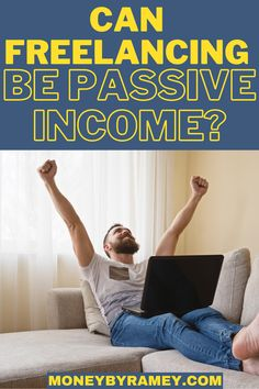 We'll answer the burning question most freelancers who're ready to take the next step have: how to make freelancing passive? Click the photo to find out. #ideas #passiveincome #finance #personalfinance #money #moneymanagement #financialfreedom #financialplanning #makemoney #financial #investing #savings #budgeting #tips #howto #makemoneyonline Managing Money, Money Saving Tips, Finance Blog, Finance Tips, Financial Goals, Financial Planning, Investment Tips, Thing 1, Social Media Influencer