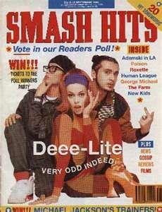 ... George Michael,Poison,Roxette,New Kids Smash Hits - Sept 1990 MAGAZINE