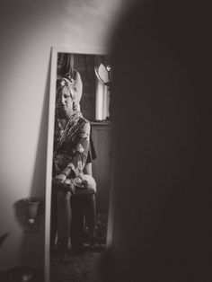 Mirror Lady // Trahms Photography Images