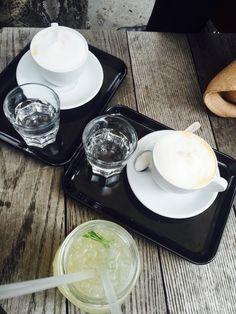 Kaffee Mittagspause