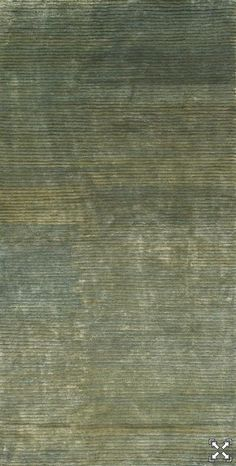 Corduroy Silk   Carini Lang #textiles #rugs #interiordesign