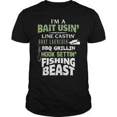 (Tshirt Coupon Today) FISHING BEAST at Tshirt Family Hoodies, Tee Shirts