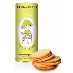 La tienda online de productos gourmet y delicatessen Paul and Pippa vende deliciosas galletas ecológicas de coco marca Paul and Pippa.