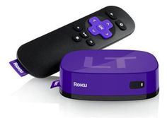 Roku LT Streaming Player  For my tech slow hubby, cause he gets lost with gadgets but can run circles around ANY remote !! lmao <3