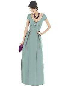 Alfred Sung Bridesmaid Dress D503