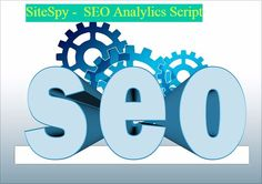 Have you checked SiteSpy?  It's most powerful SEO analytics application. Don't know why your website have not enough visitor ? Analysis visitor of your website and take necessary step to increase your visitor.