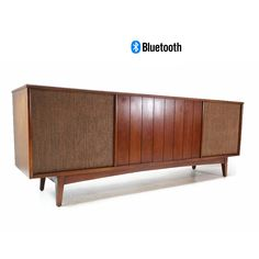 - NOW PLAYING - check out the video of this stereo console record player playing some awesome tunes!