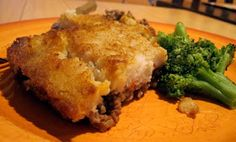 The Clothes Make The Girl: Paleo Comfort Food: Cottage-Flower Pie