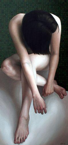 John Smyth. Painting - Sunder.