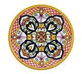 Large Talavera Plate ♥️♣️♣️Talavera Mexican Pottery : More At FOSTERGINGER @ Pinterest ♣️