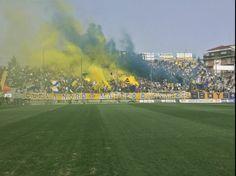 Parma fans i Serie D