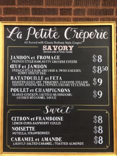 27 best restaurant chalkboard signage images signage kitchen rh pinterest com