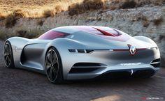 2016 Renault Trezor GT Concept