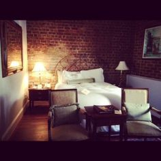 Vendue Inn was amazing! Charleston, SC