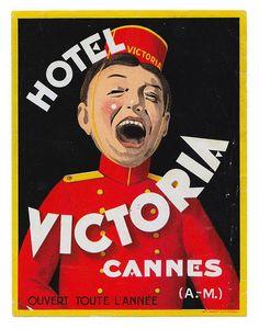 Hotel Victoria, Cannes