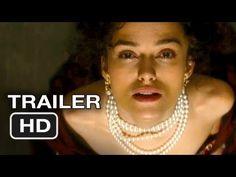 Anna Karenina (U.S. release, Nov. 9,  2012) Official Trailer #1 - Keira Knightley, Jude Law, Aaron Johnson, Kelly MacDonald, Matthew Macfadyen (♥)