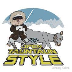 """Open Tauntaun Style"" T-Shirts & Hoodies by Jeremy Kohrs | Redbubble."
