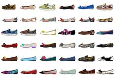 shoes design app_ YOU ARE THE DESIGNER_ low level shoes