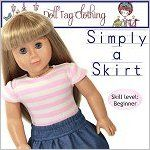 Simply a Skirt - 18 inch