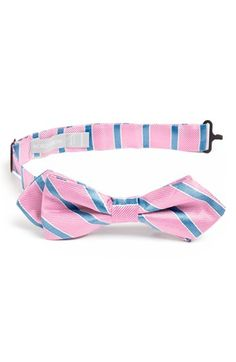 Nordstrom Silk Bow Tie (Toddler Boys)