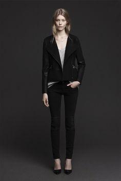 Zara September 2012 Lookbook