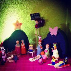 ¡Se armó el Belén! #Navidad #peppaPig #minions #Lego #Playmobil #HelloKitty #pesebre #xmas #cute #happy