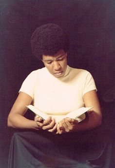"Black History Octavia Butler: ""I'm comfortably asocial — a hermit in the middle of a large city, a pessimist if I'm not careful, a feminist, a Black, a former Baptist, an oil-and-water combination of ambition, laziness, insecurity, certainty and drive."" Women's History"
