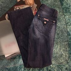 Hudson jeans Good condition Hudson jeans size 25 inseam 30 Hudson Jeans Jeans Boot Cut