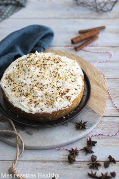 Gâteau moelleux au potimarron et banane   Mes recettes Healthy