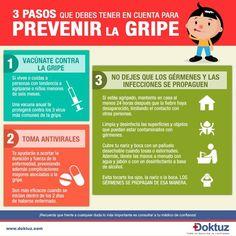 3 Pasos para prevenir la gripe. https://doktuz.com/wikidoks/prevencion